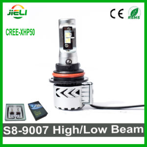 Ultra Bright 60W 9007 H/L Beam CREE LED Car Head Light pictures & photos