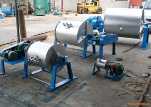 Professional Manufacture Powder Drum Ball Mill pictures & photos