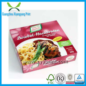 Environment Protecting Brown Paper Meal Box Wholesale pictures & photos