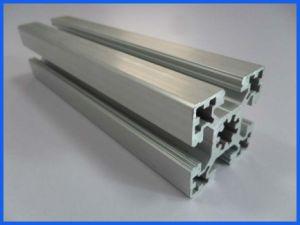 Powder Coat Paint Aluminium Extruded Tubing/Tube/Pipe 6060 T6 pictures & photos
