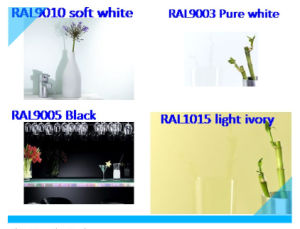 Sinolaco 3mm to 6mm Back Painted Glass, Lacquered Glass, Lacobel Decorative Glass pictures & photos