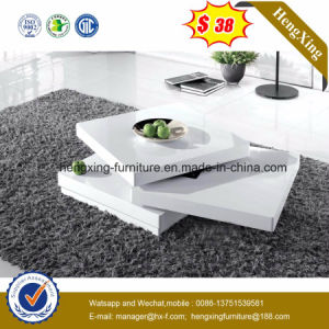 Luxury Wooden Modern Melamine Coffee Table (HX-CT0060) pictures & photos