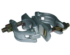 German Type Drop Forged Swivel Scaffolding Coupler