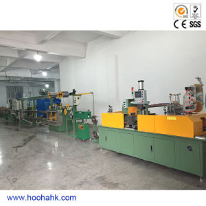 PVC XLPE Processed Electric Cable Extruding Machinery pictures & photos