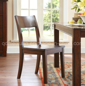 Solid Wooden Dining Chairs Living Room Furniture (M-X2464) pictures & photos