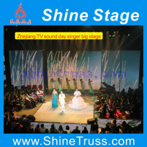 Stage for Broadcast TV Show Durable Stage pictures & photos