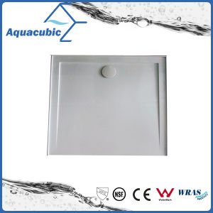 Sanitary Ware SMC 4 Side Lips Shower Tray Fiberglass Shower Base (ASMC9090-3) pictures & photos