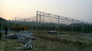 Galvanized Steel Frame for Greenhouse From China Factory pictures & photos