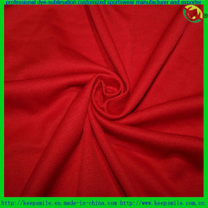Dyed Cotton Back Knitted Fabric for Uniform Polo Shirts pictures & photos