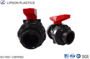 Hot Sale Plastic Union Ball Valves for Water Supply pictures & photos