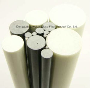 Acid and Alkali Resistant Fiberglass FRP Rod/Bar
