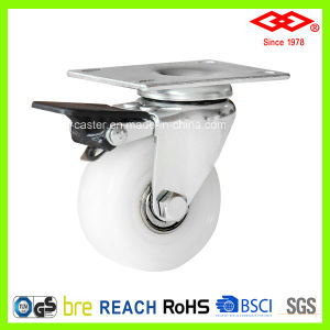 Swivel Plate with Brake Caster (P107-20FD050X20Z) pictures & photos