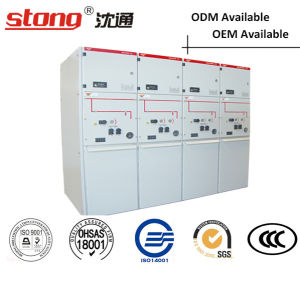 Sgxgn-12 Solid AC Insulated Ring-Network Cabinet Switchgear pictures & photos