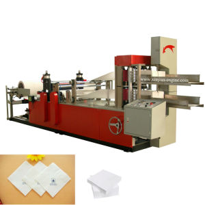 High Speed Automatic Paper Napkin Machine Price pictures & photos