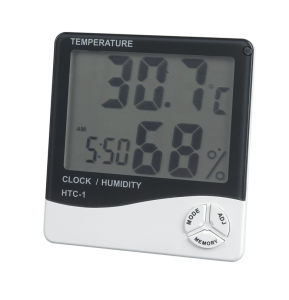 Temperature Hygrometer HTC-1 pictures & photos