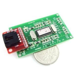 1356MHz Uart RFID Shield Module Kit Arduino Compatible