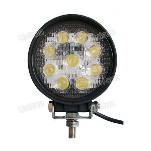 "12V 5"" 27W LED Work Light, 4X4 Reverse Light pictures & photos"