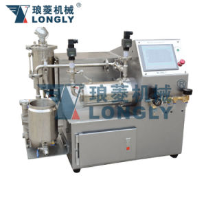 NT -V0.6 Pin Type Horizontal Lab Bead Mill pictures & photos