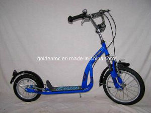 Steel Frame Foot Scooter (SC1612C) pictures & photos