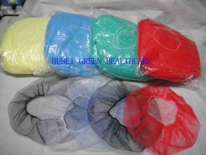 Diposable Nylon Hairnet / PP Mob Caps (HG91901)