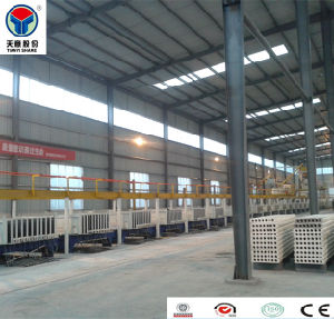 Magnesium Oxide / MGO Wall Board/Panel Production Line pictures & photos