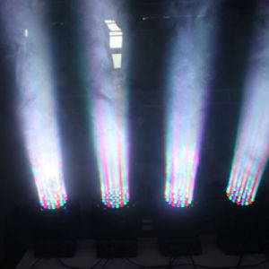 36PCS 3W RGBW 4in1 Moving Head Beam LED Light pictures & photos