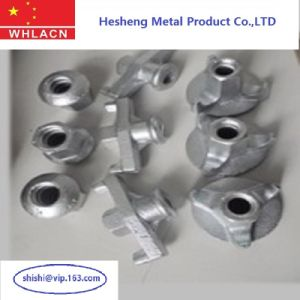 Building Material Tie Rod Formwork Accessories Wing Nuts pictures & photos
