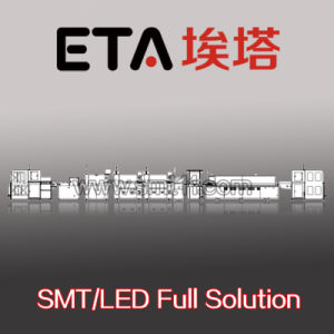 Hot Air SMT LED Reflow Oven for LED Light pictures & photos