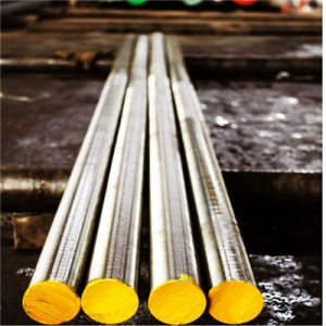 SAE 4340 Steel Price, Forged Steel Round Bar 34CrNiMo6 1.6582