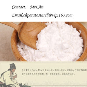 Sales Potato Starch (food grade) pictures & photos