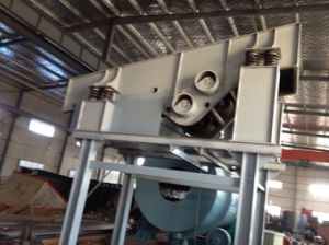 High Capacity Vibrating Screen for Mining Industry
