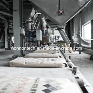 Bag Packing System for Dry Mortar