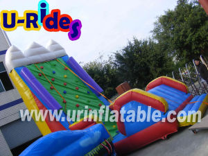 Sporting Inflatable Climbing Wall Climbing mountain Climbing Hill for Gym pictures & photos