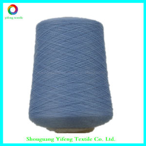Cotton60% Coarse Knitting Yarn for Sweater (YF2016025)