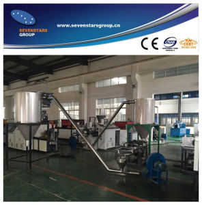 Die Face Hot Cutting PVC Granuation Machine pictures & photos