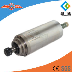 Manufactre 2.2kw Water Cooled High Speed Three Phase Asynchronous Spindle Motor for Wood Carving CNC Router pictures & photos
