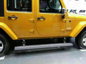 for Jeep Explorer Auto Parts Auto Accessories Electric Running Board Power Side Step pictures & photos