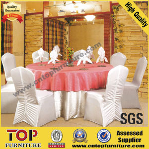 Banquet Spandex Chair Cover and Table Cover pictures & photos