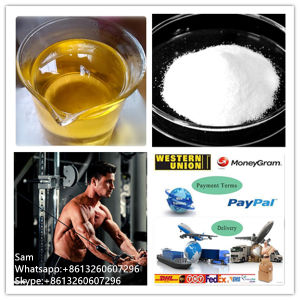 Superior Quality Boldenone Acetate Bodybuilding Steroids Powder Bulking Cycle China Suppliers pictures & photos