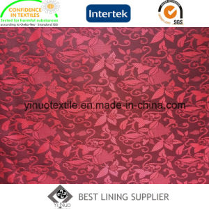 Beautiful Jacquard Men′s Suit Lining Fabric Factory pictures & photos