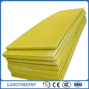1220*3600mm FRP Reinforced Grating with Grit pictures & photos