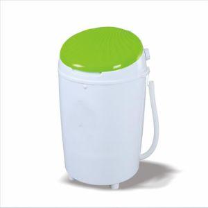 Mini Pulsator Washer/Portable Type Single-Tub Washing Machine/Optional Spin Dryer Tub