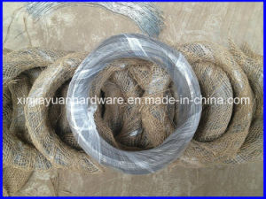 Building Material Soft Black Wire /Black Annealed Iron Wire pictures & photos