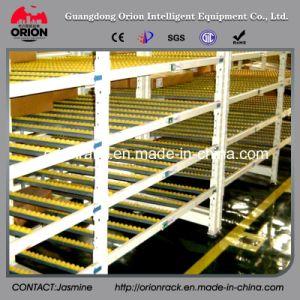 Storage Carton Flow Gravity Shelf Rack pictures & photos