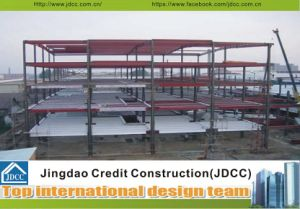 Multi-Story Light Steel Structure Buildings pictures & photos