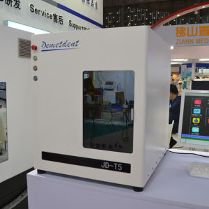 Full-Automatic 5 Axis CNC Dental CAD/Cam Milling Machine for Lab pictures & photos