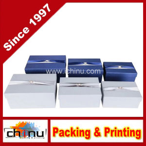 Paper Gift Box with OEM Custom and in Stock (110387) pictures & photos