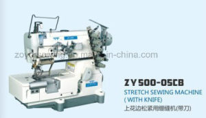 Zoyer Pegasus Interlock Industrial Sewing Machine with Auto-Trimmer (ZY 500-01DA) pictures & photos