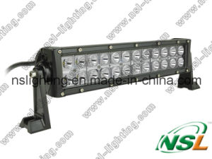 13in 72W LED Work Light Bar Flood&Spot Combo Offroad 4WD Alloy Lamp Fog 10~30V Nsl-7224b-72W pictures & photos