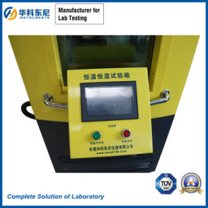Programmable Temperature and Humidity Climatic Testing Chamber pictures & photos